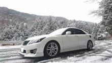 今年一番寒気よる、静岡県の降雪