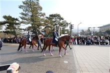 2017年1月21日 京都府警 視閲式