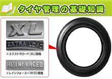 タイヤの空気圧、月に1回の点検を!by AUTOWAY
