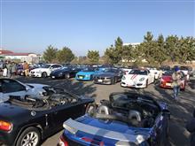 オープンカー倶楽部関東 ツーリングに参加しました