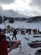 スキー・ボードに行ってきました