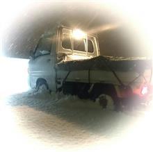 雪だるま・・・わ?。。。(^◇^;)