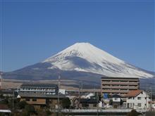 2017/1/26 今日の富士山