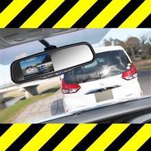 キャンペーン価格  純正ミラー交換 ドライブレコーダー内蔵ルームミラー バックカメラも付属 安心の1年保証 動体検知 駐車監視機能付き