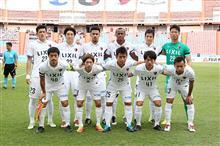 2017Jリーグ アジアチャレンジ in タイ インターリーグカップ VSバンコク・ユナイテッド