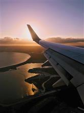 最も安全な航空会社。そして、ただいま帰国しました!