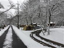 年末キャンプ