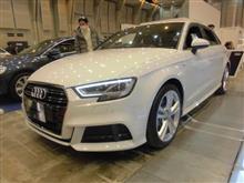 〈展示車〉Audi New A3 Sportback 1.4 TFSI sport
