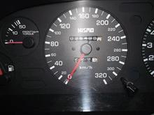 G子(BNR32)。。。給油。。。燃費。。。