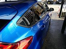 久しぶりに洗車とか・・・