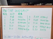 袖森スポ走会「年に1度の無料会」の今日は疑似『袖-1GP体験』の日