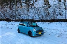 開田高原(冬季)