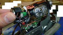 久々にビデオカメラを修理!