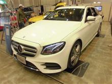 〈展示車〉Mercedes-Benz New E 250 STATIONWAGON AVANGARDE Sports