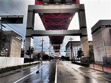 大阪府道5号「第1突堤前」交差点