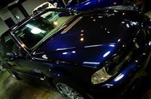 伝統の直6エンジン!BMW・M3のガラスコーティング【リボルト川崎】