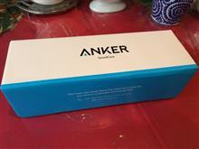 本日のガジェット 『Anker SoundCore』