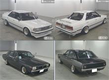 4枚の乙OKU車。