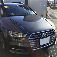 【続】new Audi S3!