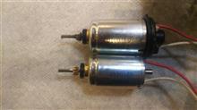 フォースマスター400の修理 モーター&遊星ギヤ一式の交換