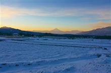 富士山・南アルプス・八ヶ岳が見える富士見坂