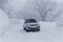 雪道もinjured ZERO