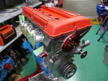2TGエンジンを勉強しております。