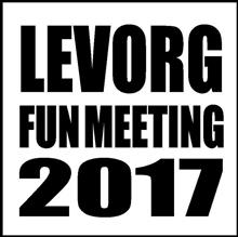 LEVORG FUN MEETING 2017を一緒に楽しみましょう🎵