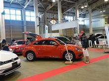 とかち帯広輸入車フェア2017に行ってきました。