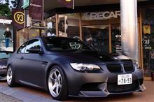 BMW M3 売り出し中!