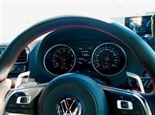 POLO GTI 納車から1000km ・・・o(▼_▼θ