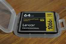 CompactFlash 64GB