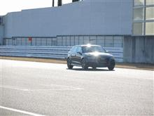 袖ヶ浦フォレストレースウェイにて少人数ドライビングレッスンを開催しました。