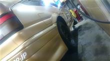 ハチロク6号車、NRデモカー計画 ~車高短対応リンク製作