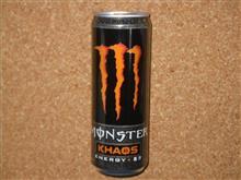 「MONSTER ENERGY KHAOS」を箱買い