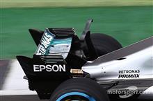17年F1マシンのトレンド…?
