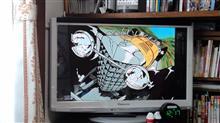 本日の家ランチのお供は,ルパン三世1st第9話「殺し屋はブルースを歌う」(録画)@千葉TVで再放送中なう♪ 不二子の知られざる過去が暴かれてんですね~(汗
