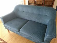 新しいソファーが届きました~♪