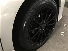 タイヤ、ホイールを交換してのインプレ