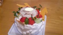 嫁の誕生日♪