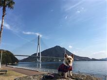 2016年2月25日  しまなみ海道・四国に寄って帰宅編