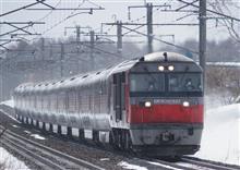 沿線で鉄道撮影