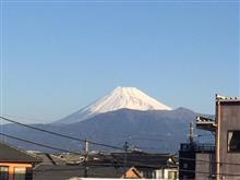 今日の富士山 170226:少し一休み致します