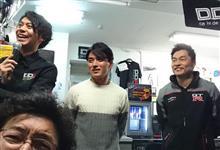 D.D.R 千代選手バサーストイベント