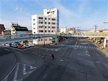 国道1号「京阪国道口」交差点