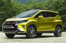 Mitsubishi XM Concept Production Model !? ・・・・