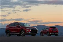 三菱自動車 2017年 ジュネーブ国際モーターショー で 新型 コンパクト SUV エクリプス クロス を 世界初披露 ・・・・