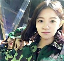 中国の美女軍隊が「ゆるすぎる」と海外で話題に!軍隊訓練なう。とかいいそう。
