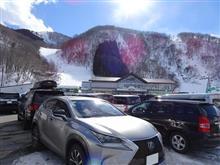 雪上のモータースポーツ(体験)in白馬