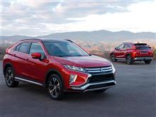『三菱自動車、新型コンパクトSUV「エクリプス クロス」の概要発表。今秋に出荷開始』<カーウォッチ>/気になる三菱自動車の新型SUV!